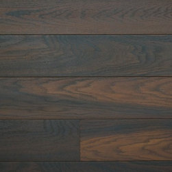 Stikwood - Black Cherry, Box 40 sqft - Dark floors have been on trend for several years now. Now you can take this look to your walls. The look is sophisticated and sleek and these red oak panels couldn't look more polished. They've been naturally treated with oil to achieve a rich tone. And the installation is super easy — just peel and stick!