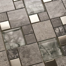 Modern Mosaic Tile by My Building Shop