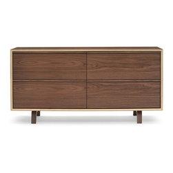 Cherner - Cherner 4 File Drawer Cabinet - 4 File Drawer Cabinet by Cherner designed by Benjamin Cherner