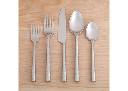 Contemporary Flatware by Cost Plus World Market