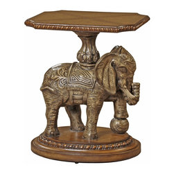 Ambella Home - New Ambella Home Accent Elephant Table - Product Details