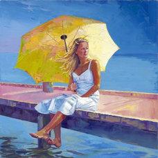 Mediterranean Artwork by The Art Menu