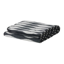 Henny Bedspread - This blanket would look great paired with more girly textiles.