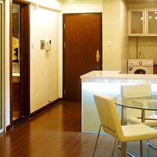 Contemporary Dining Room by ADARC Associates Limites