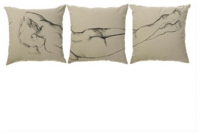 Contemporary Decorative Pillows by Vivre