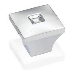 Hardware Resources - Chrome Modern Knob (HR910SPC) - Chrome Modern Knob
