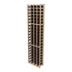 Wine Cellar - Rustic Pine 84 Bottle Wine Rack - Features: -Wine rack.-84 Bottle capacity.-Best when mounted on the wall.-Pine wood construction.-Distressed finish.-Mix and match other products to create a finished wine cellar.-Rustic Pine collection.-Collection: Rustic Pine.-Distressed: Yes.-Country of Manufacture: United States.Dimensions: -Overall Product Weight: 23lbs.