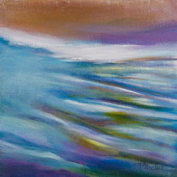 Teresa McCue - Summer Light 5 by Teresa McCue - Here's how to applaud nature without actually clapping. Hang this striking original piece in any single spot that needs a splash of summer color, or create a collage by hanging it with other abstract paintings by Teresa McCue. You'll probably end up clapping your hands, anyway.