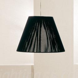 Axo - Lollo suspension light - The Lollo suspension light has a handmade silken thread lampshade.