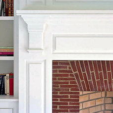 Traditional Fireplaces by Oldport Homes