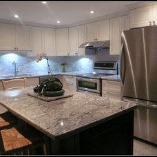 Modern Kitchen Products by Homey Kitchen Cabinet Design