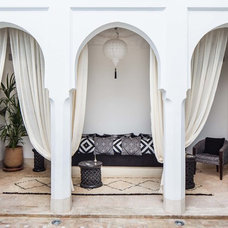 Mediterranean Patio by Anthony Harrison Photography