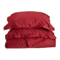 Luxor Treasures - Luxor Treasures 400 Thread Count Egyptian Cotton Solid Pillow Case Set - 400SDPC - Shop for Pillowcases and Shams from Hayneedle.com! The Luxor Treasures 400 Thread Count Egyptian Cotton Solid Pillow Case Set allows you to easily add a customizable splash of color to your bedroom decor. Two matching pillowcases are included in this set each woven from high-quality Egyptian cotton that boasts a 400 thread-count. Eleven stunning colors are yours to choose from: burgundy gray hunter green ivory light blue mocha navy blue plum sage taupe and white are all options. Pillowcases are machine washable. Available in king and standard sizes. Dimensions: 20 x 30 inches (standard); 20 x 40 inches (king).About Home City Inc. Established in the 1980s in Queens New York selling towels and lower thread count sheets Home City Inc. started in small office and has developed into a worldwide manufacturing and importing company based out of Brooklyn NY. They were able to establish the name Home City Inc. in 2003 which set the tone for the growth in a company that boasts over 25 years of experience in production. Over the years Home City has developed and perfected unparalleled quality products that now serve domestic and international retail stores. Today Home City's fulfillment center is located in Linden NJ with a showroom on Fifth Avenue in New York NY allowing them to provide their customers with an expanded selection of sheet sets duvet cover sets bed skirts pillowcase sets Bed-in-bag sets down comforters mattress toppers pillows quilts robes towel sets and more.