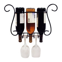 Shop Under Counter Wine Glass Rack Products on Houzz