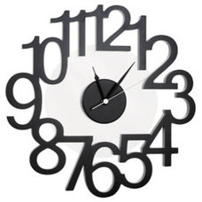 Contemporary Clocks by Inside Design