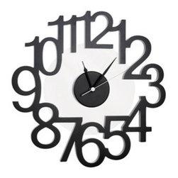 Rondo Wall Clock -