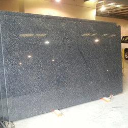 Granite Slabs - Steel Grey Granite