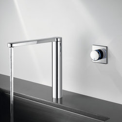 KWC ONO touch light PRO - KWC ONO touch light PRO with LED technology. 3 present temperatures and flow rates. Finishes: chrome.
