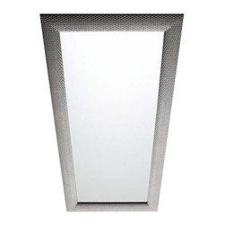 Azzurra | Intreccio Vertical Mirror -