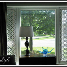 Eclectic Windows by soulstyle Interior Decorating & Home Staging