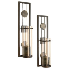 Contemporary Candles And Candle Holders by Danya B