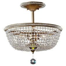 Contemporary Flush-mount Ceiling Lighting by PHOENIX LIGHTING