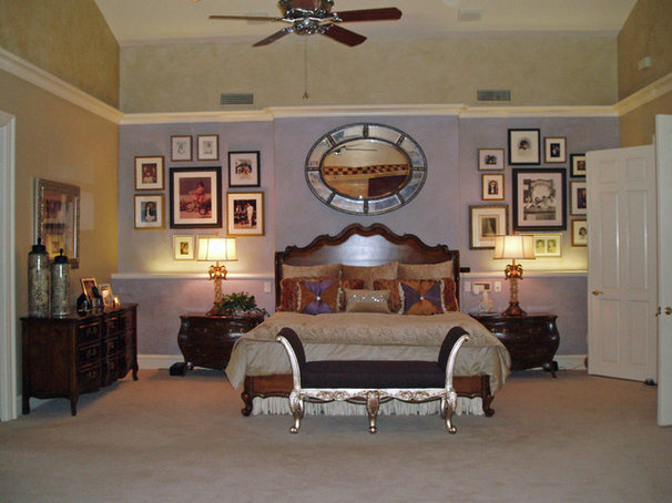 Traditional Bedroom by S Interior Design
