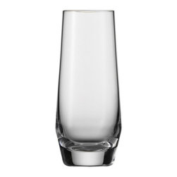 Schott Zwiesel - Schott Zwiesel Tritan Pure 8.3 oz. Juice/Aperitif Glass - Set of 6 - 0026.112841 - Shop for Drinkware from Hayneedle.com! The Schott Zwiesel Tritan Pure 8.3 oz. Juice/Aperitif Glass - Set of 6 includes six slim sleek glasses perfect for your next brunch or dinner party. These glasses are handcrafted of Tritan crystal glass and are conveniently dishwasher-safe. About Fortessa Inc.You have Fortessa Inc. to thank for the crossover of professional tableware to the consumer market. No longer is classic high-quality tableware the sole domain of fancy restaurants only. By utilizing cutting edge technology to pioneer advanced compositions as well as reinventing traditional bone china Fortessa has paved the way to dominance in the global tableware industry. Founded in 1993 as the Great American Trading Company Inc. the company expanded its offerings to include dinnerware flatware glassware and tabletop accessories becoming a total table operation. In 2000 the company consolidated its offerings under the Fortessa name. With main headquarters in Sterling Virginia Fortessa also operates internationally and can be found wherever fine dining is appreciated. Make sure your home is one of those places by exploring Fortessa's innovative collections.