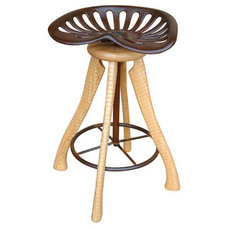 Bar Stools And Counter Stools by Bradford Woodworking