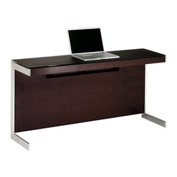 BDI - BDI Sequel Return - The Sequel Return from BDI is another space conserving desk top that can be added on to with storage. It has a slimmer table top and comes in 3 color options.