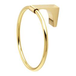 Alno Inc. - Towel Ring (ALNA6840-PB) - Towel Ring
