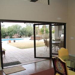 Burstein residence. Scottsdale, Arizona. -