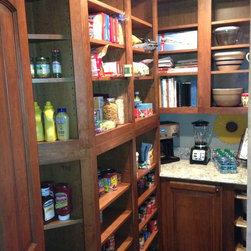 Cherry Cabinetry & Woodwork - David C Fuhr