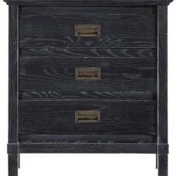 Stanley Coastal Living Resort Haven's Harbor Night Stand Stormy Night 062-F3