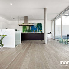 contemporary wood flooring by moncer specialty flooring