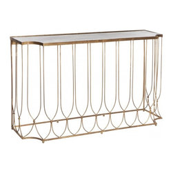 Shabby Chic Sale ~ Sale Ends Friday Febuary 15th - Wishbone Console Table