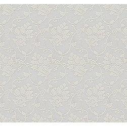 Snowberry Lace in Cream - The drapery fabric Snowberry Lace in Cream