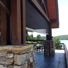 Traditional Patio by Retracta Screen of the Carolinas, Inc.