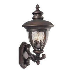 DHI-Corp - Tolland Outdoor Uplight, 10.5-Inch by 22.75-Inch, Patina Bronze - The Design House 508309 Tolland Outdoor Uplight greets your guests at the door with a soft, inviting glow. Finished in patina bronze with bubble glass, this outdoor sconce has curved lines and a lantern construction for a vintage appeal. The soft, intricate details make this fixture look like it came from an antique shop without the upkeep or high costs. Measuring 10.5-inches by 22.75-inches, this lamp matches brick, stone, wood paneling or aluminum siding. This wall mount uses (3) 60-watt medium base candelabra lamps and is rated for 120-volts. UL listed and UL approved for wet areas, this uplight will not break or rust in harsh weather conditions. The Design House 508309 Tolland Outdoor Uplight comes with a 10-year limited warranty that protects against defects in materials and workmanship. Design House offers products in multiple home decor categories including lighting, ceiling fans, hardware and plumbing products. With years of hands-on experience, Design House understands every aspect of the home decor industry, and devotes itself to providing quality products across the home decor spectrum. Providing value to their customers, Design House uses industry leading merchandising solutions and innovative programs. Design House is committed to providing high quality products for your home improvement projects.