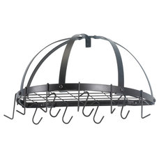 Pot Racks by Rebekah Zaveloff | KitchenLab