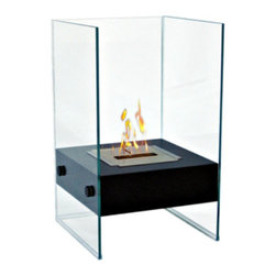 Anywhere Fireplace - Hudson Indoor Outdoor Bio-ethanol Fireplace - Add Elegance and Sophistication to Your Space