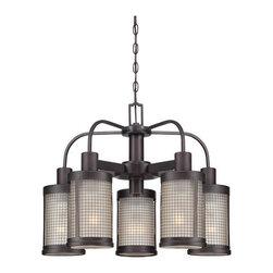 Savoy House - Savoy House 1-4730-5 San Rafael 5 Light Chandelier - Features: