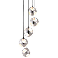 Contemporary Flush-mount Ceiling Lighting by Zuo Modern Contemporary