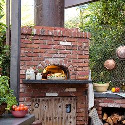 Wood Stone Home -  MH-4 - Snyder Diamond - Pasadena Patio - Sandy Koepke Interior Design
