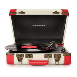 Crosley - Executive USB Portable Turntable - Temporarily out of stock.