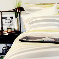 Eclectic Bedroom by Fleur designs