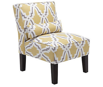 Contemporary Armchairs And Accent Chairs by Z Gallerie