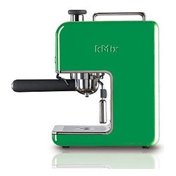 Delonghi kMix Espresso Maker, Green - The home espresso machine gets a dramatic makeover in Delonghi's new kMix collection. Chic, stylish and utterly fresh, this pump-driven espresso maker is offered in 8 brilliant shades, for a statement as bold as the lattes you'll brew.
