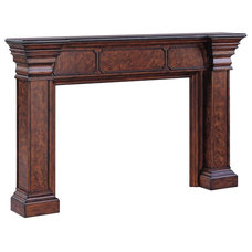 Traditional Fireplace Mantels by EuroLuxHome