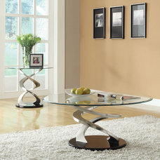 Contemporary Coffee Tables by FurnitureNYC